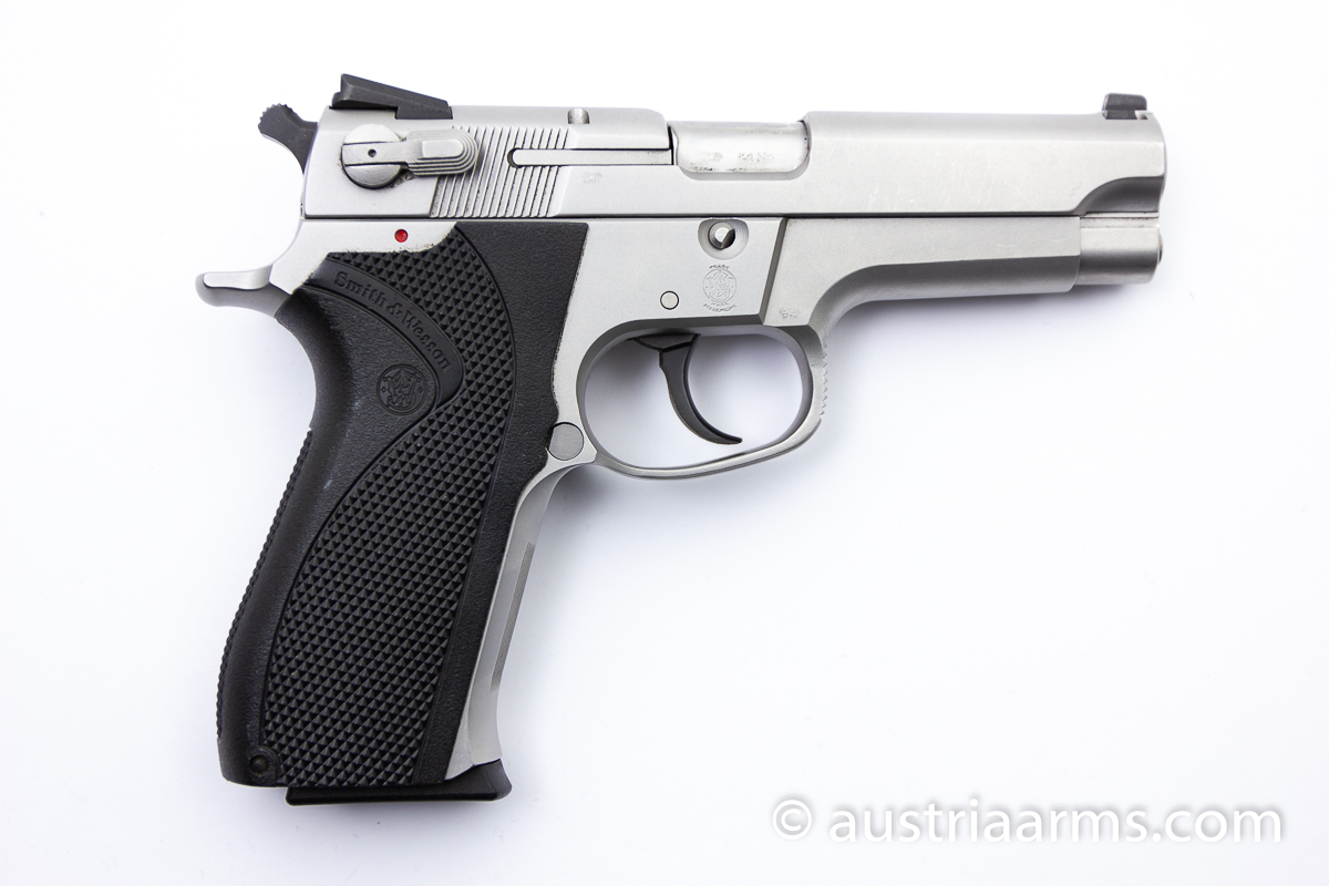 Smith & Wesson 5903 Stainless, 9 x 19 mm - Image 2