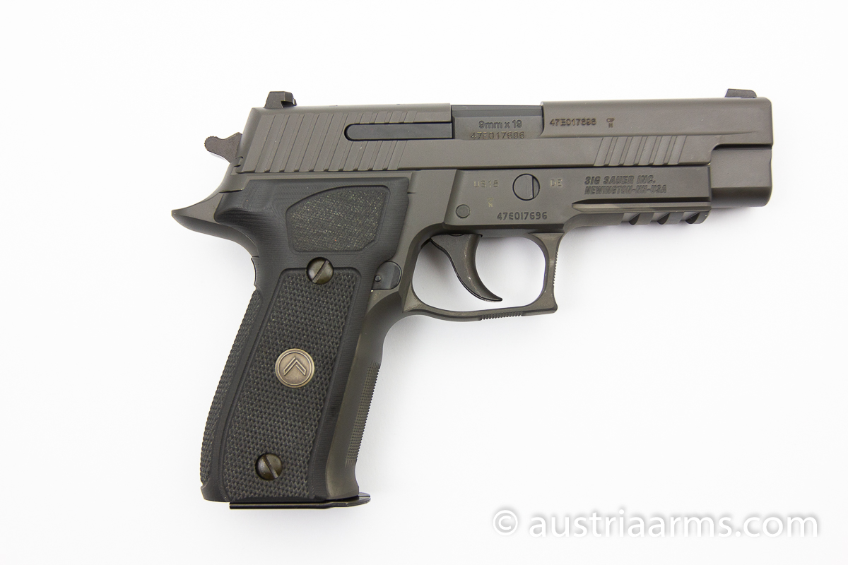 SIG Sauer P226 Legion, Double-/Single Action Abzug, 9 x 19 mm - Image 2