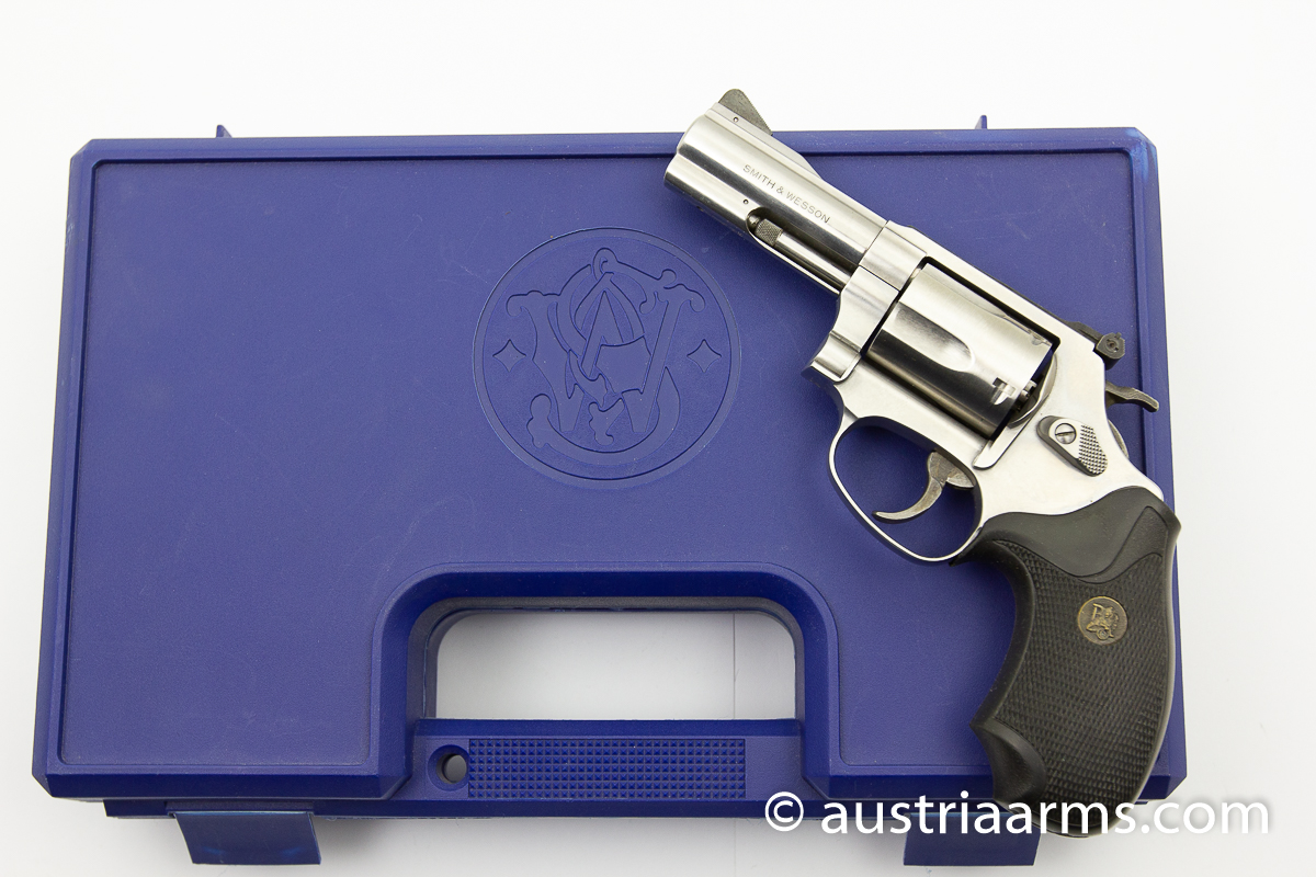 Smith & Wesson Mod. 60, Kaliber .357 Magnum - Image 2