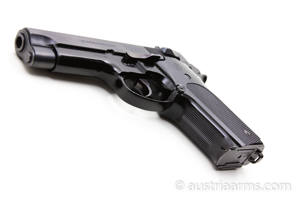 Smith & Wesson M59, 9 x 19 mm - Image 2