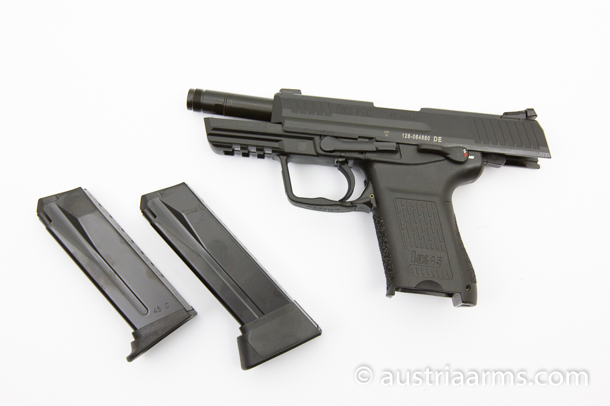 Heckler & Koch HK45 Compact Tactical, .45 ACP - Image 2