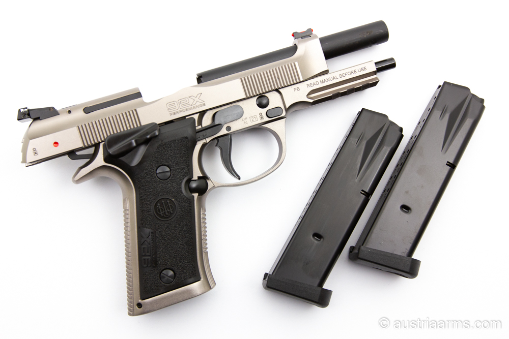 Beretta 92 X-Performance, 9 x 19 mm - Image 2