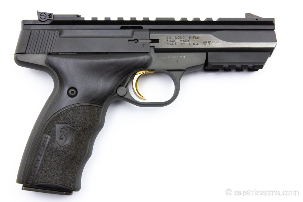 Browning Arms Buckmark Black Label, .22 LR - Image 2