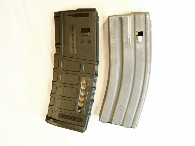 G-Mag magazines 20 / 30 rds. for Oberland Arms OA-15 rifles - Image 3