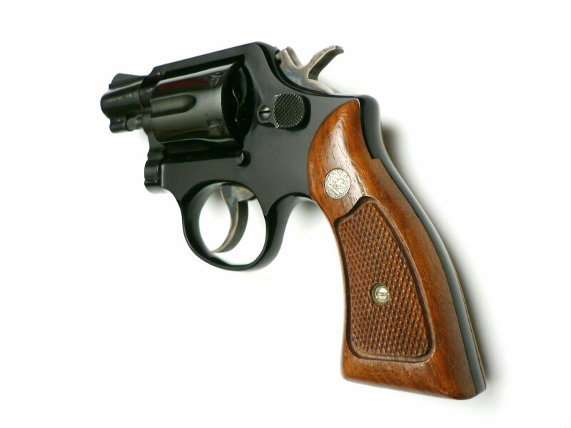Smith & Wesson Mod. 10 und Mod. 12 Airweight,  .38 Special - Image 3