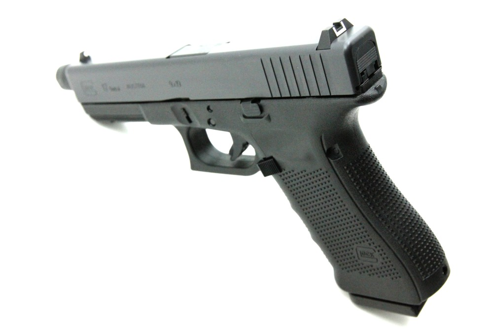 Glock 17 Gen4 Tactical, 9 x 19 mm - Image 3