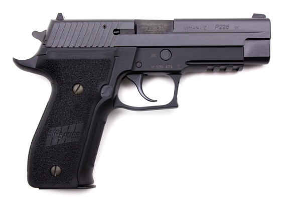 SIG Sauer P226 / Beavertail New Series, 9 x 19 mm - Image 3