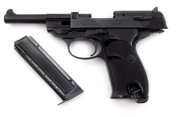 Walther P38, 22 LR - Image 3