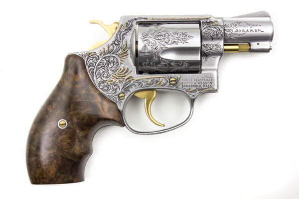 Smith & Wesson Attachee, .38 Special - Image 3