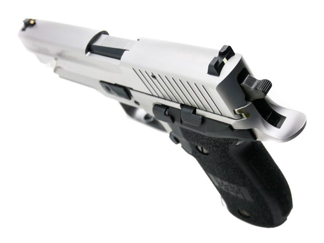 SIG Sauer P226 Stainless SL SO Beavertail, 9 x 19 mm - Image 3