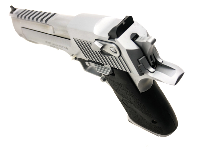 Desert Eagle, .50 Action Express, Brushed Chrome - Image 3