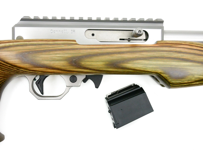 Volquartsen Lightweight, semiautomatic sporting rifle, .22 Magnum, .22 LR - Image 3