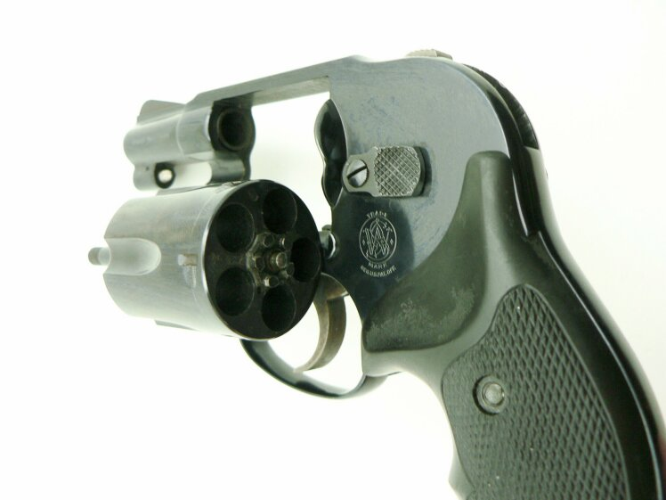 Smith & Wesson Mod. 49, Bodyguard, .38 Special - Image 3