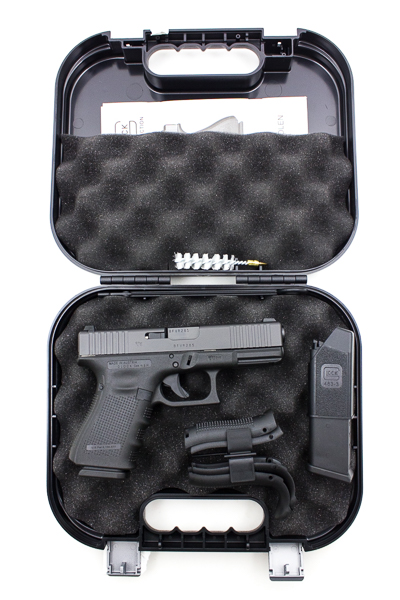 Glock 19 Gen4 FS Front Serations, 9 x 19 mm - Image 3