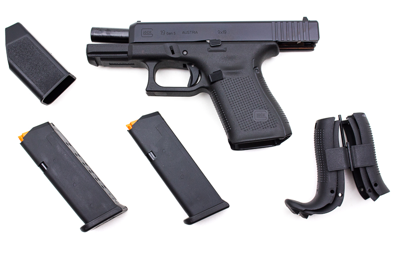Glock 19 Gen5, Generation 5, 9 x 19 mm - Image 3
