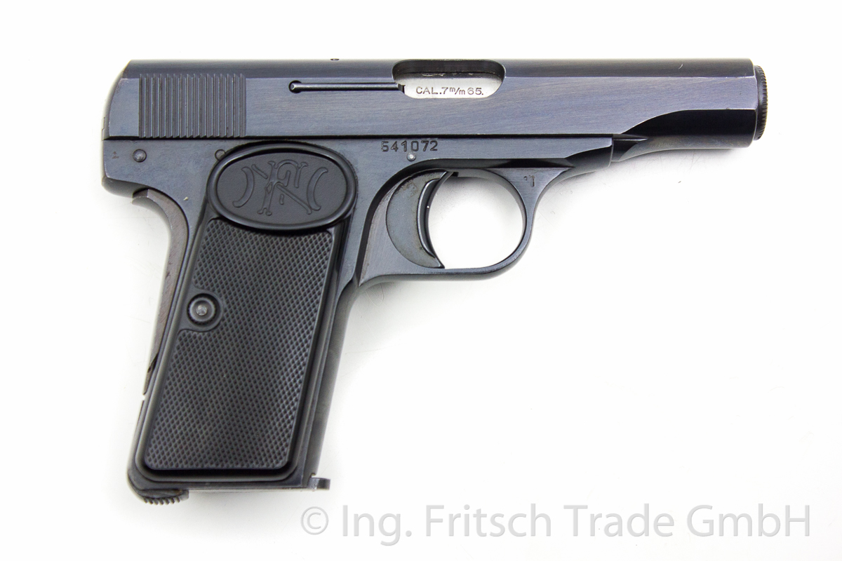 FN Browning Modell 1910, .32 ACP  - Image 3
