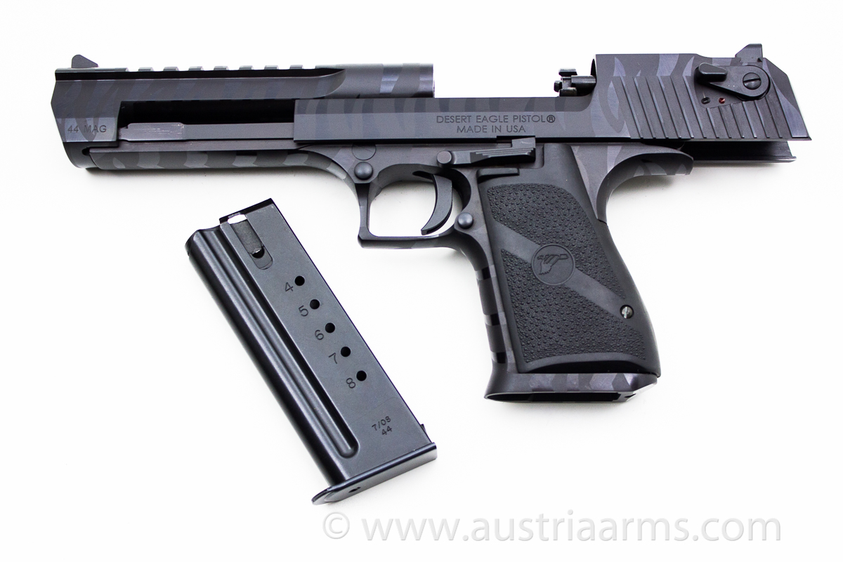 Desert Eagle Black Tiger - Image 3