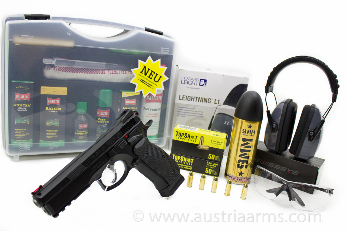 CZ 75 SP-01 Shadow - ADVENT PAKET - - Image 3