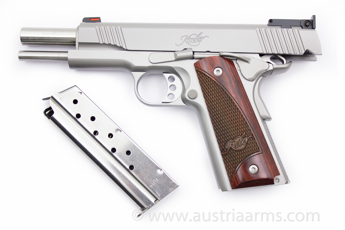 Kimber Stainless Target II, 9x19mm - Image 3