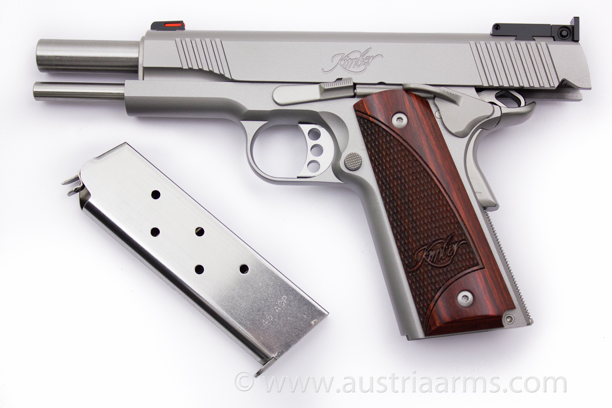 Kimber Stainless Target II, .45 ACP - Image 3