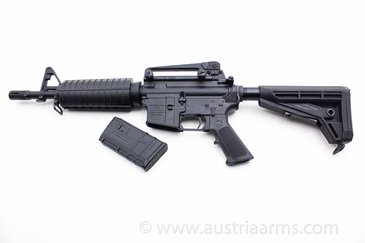 Oberland Arms OA15 Austria, Commando Black Label. .223 Remington - Image 3