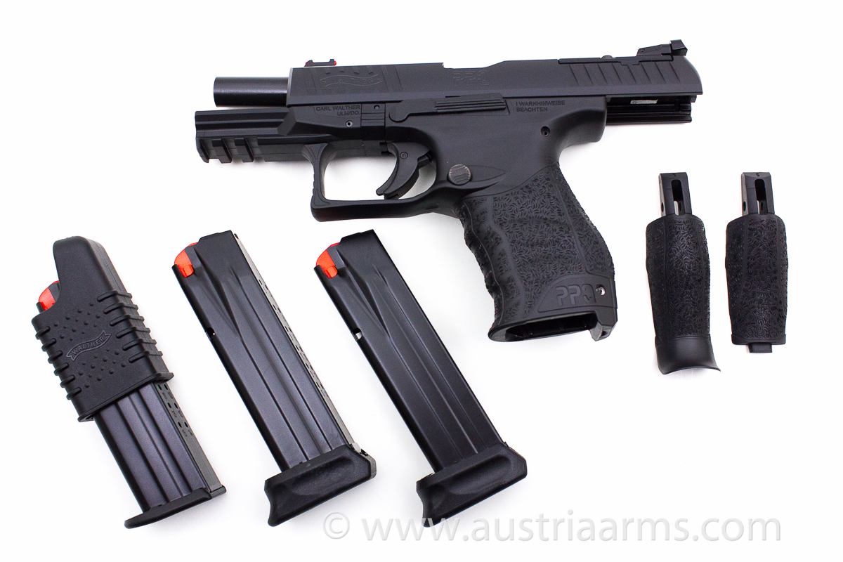Walther PPQ Q4, 9 x 19 mm  - Image 3