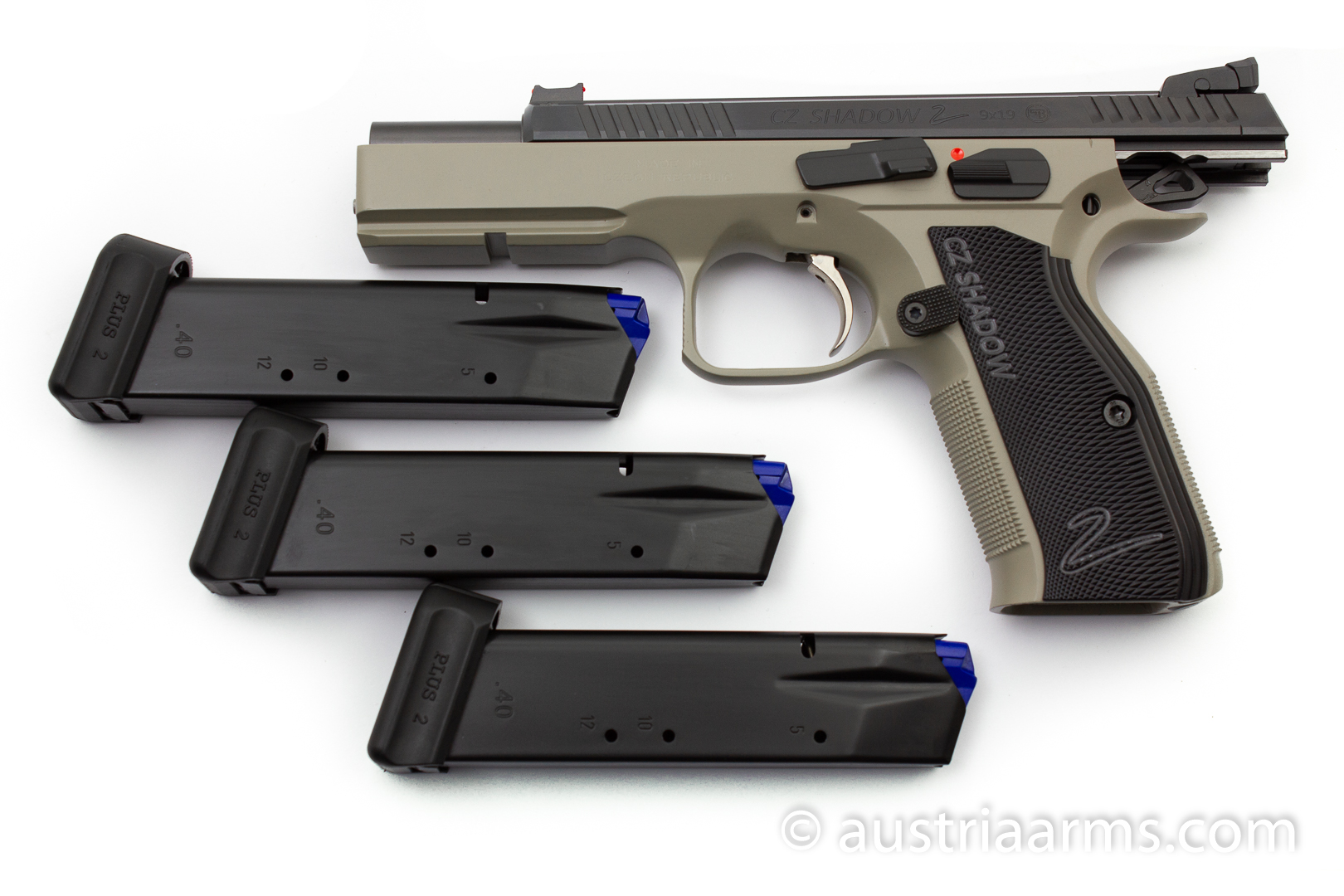CZ Shadow II Urban Grey, 9x19mm  - Image 3