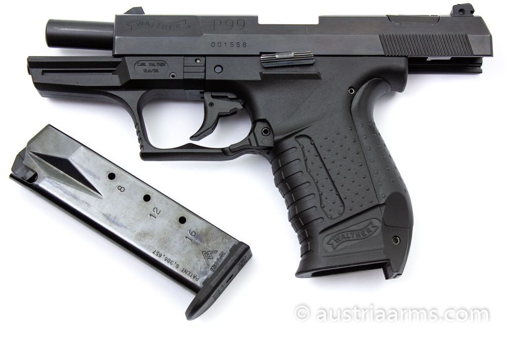Walther P99 AS, 9 x 19 mm - Image 3