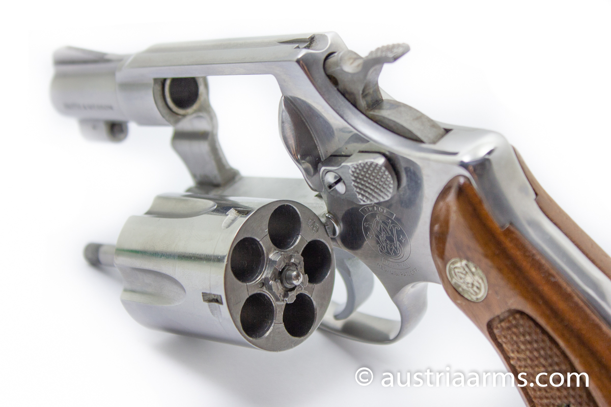 Smith & Wesson Mod. 60 Stainless, .38 Special  - Image 3
