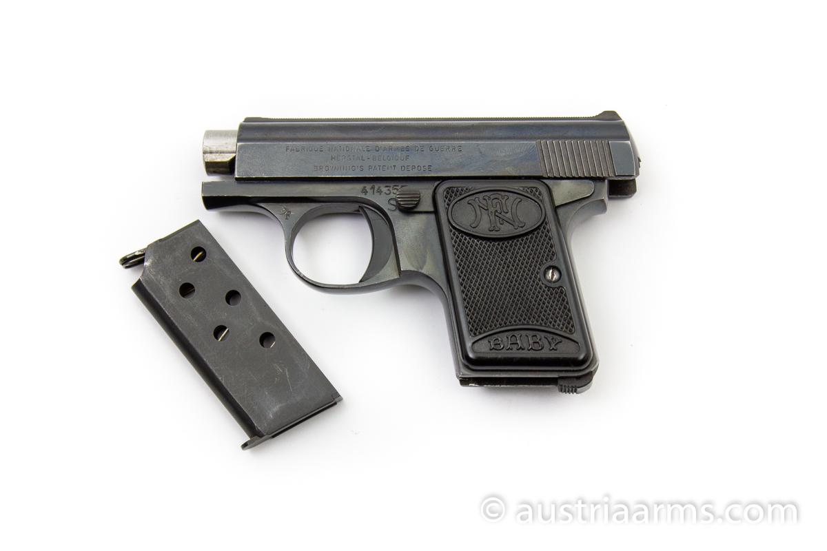 FN Browning Baby,   6,35 mm / .25 ACP - Image 3