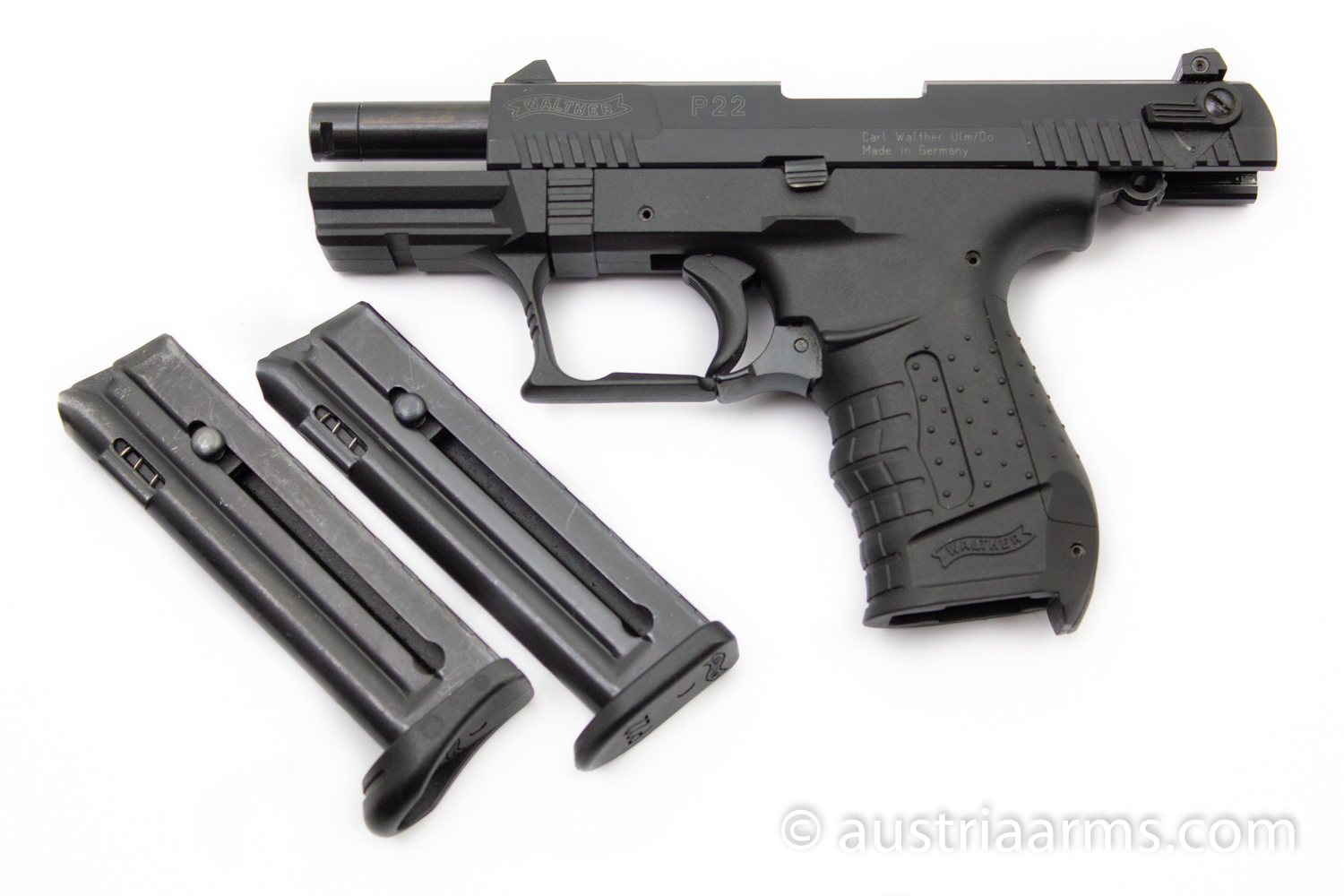 Walther P22, .22 LR - Image 3