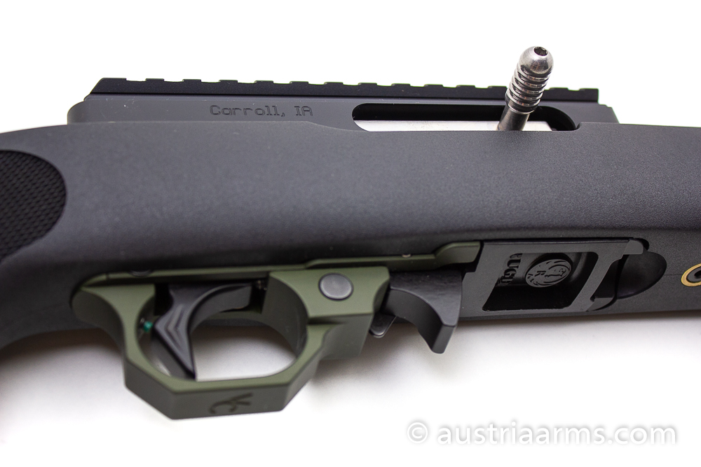 Volquartsen Lightweight, semiautomatic sporting rifle,  .22 LR - Image 3