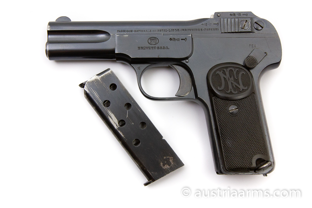 FN Browning 1900, 7,65 mm - Image 3