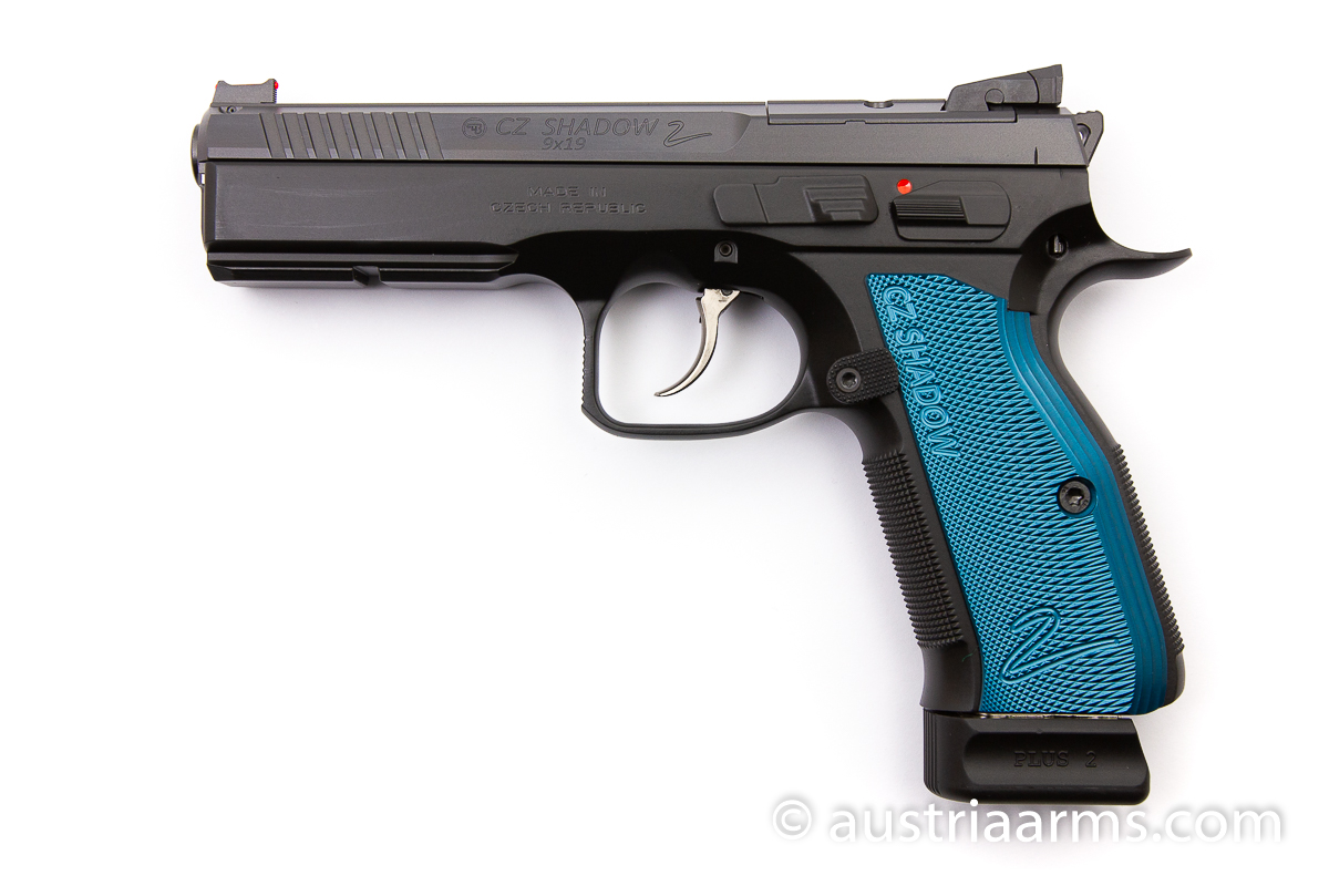 CZ Shadow 2 OR, OPTICS READY,  9 x 19 mm - Image 3