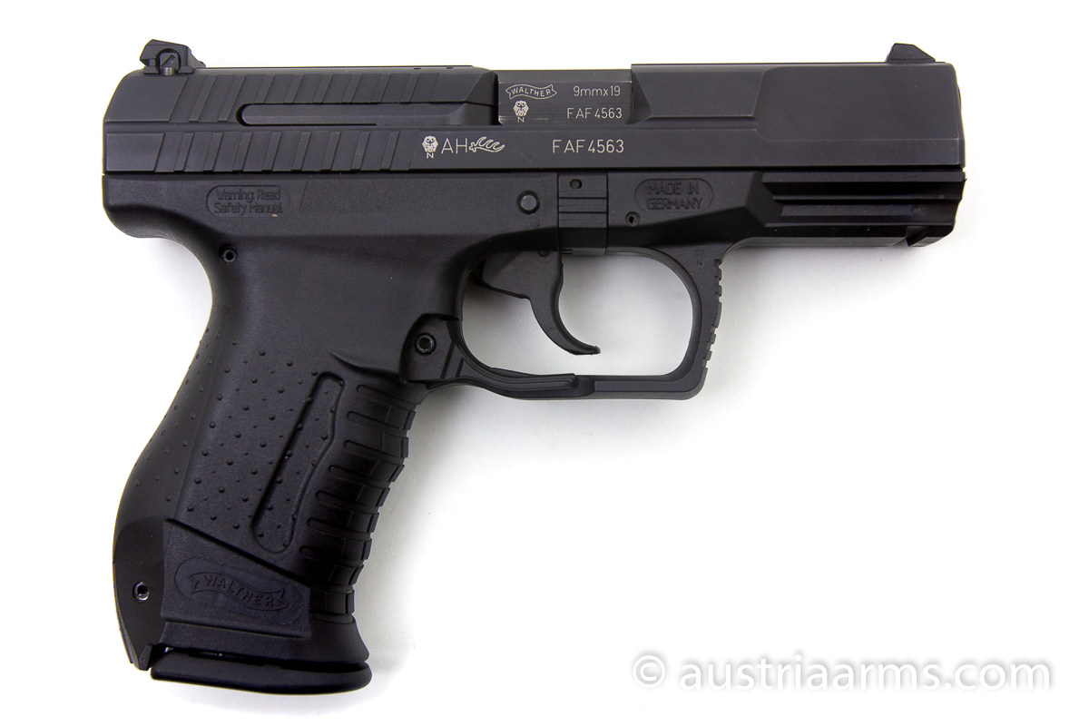 Walther P99 QA, 9 x 19 mm - Image 3