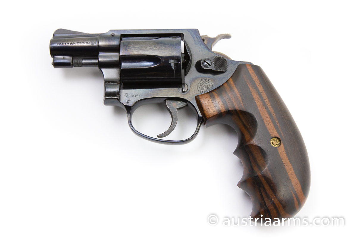 Smith & Wesson Mod. 37 Airweight,  .38 Special - Image 3