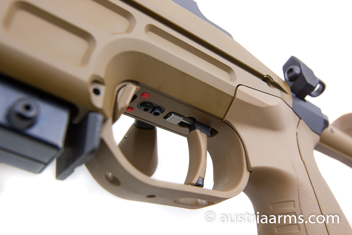 SAKO TRG 22 A1 Coyote Brown, .308 Win - Image 3