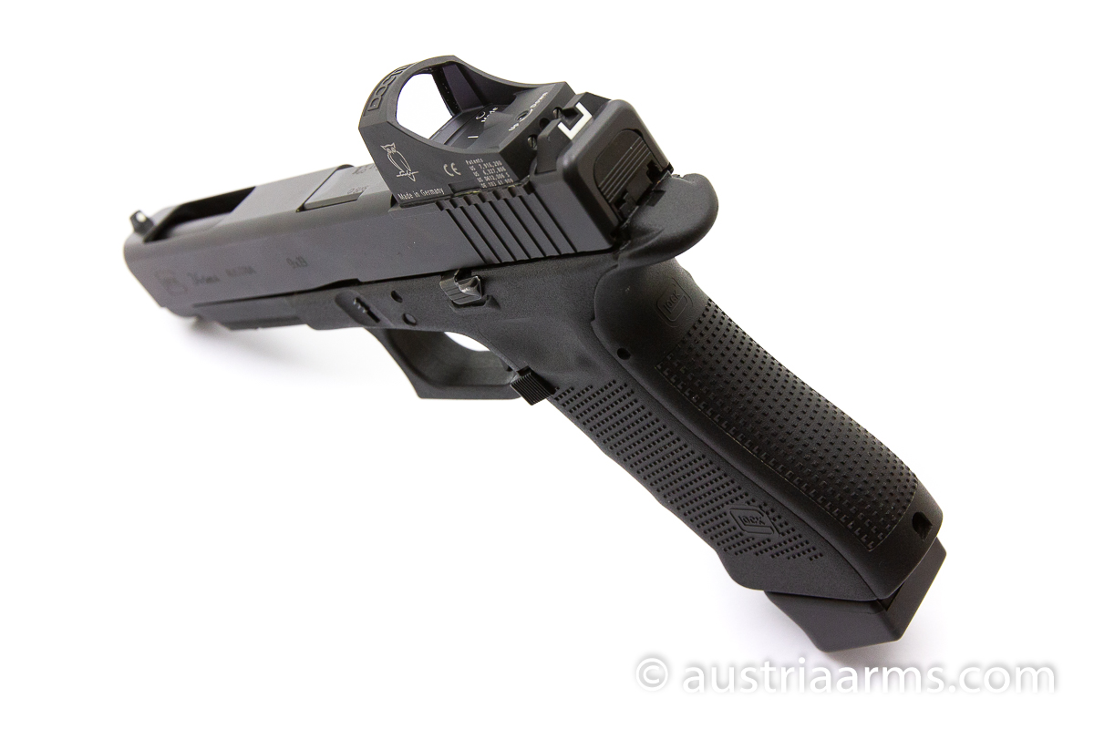 Glock 34 MOS mit Docter Sight, 9 x 19 mm - Image 3