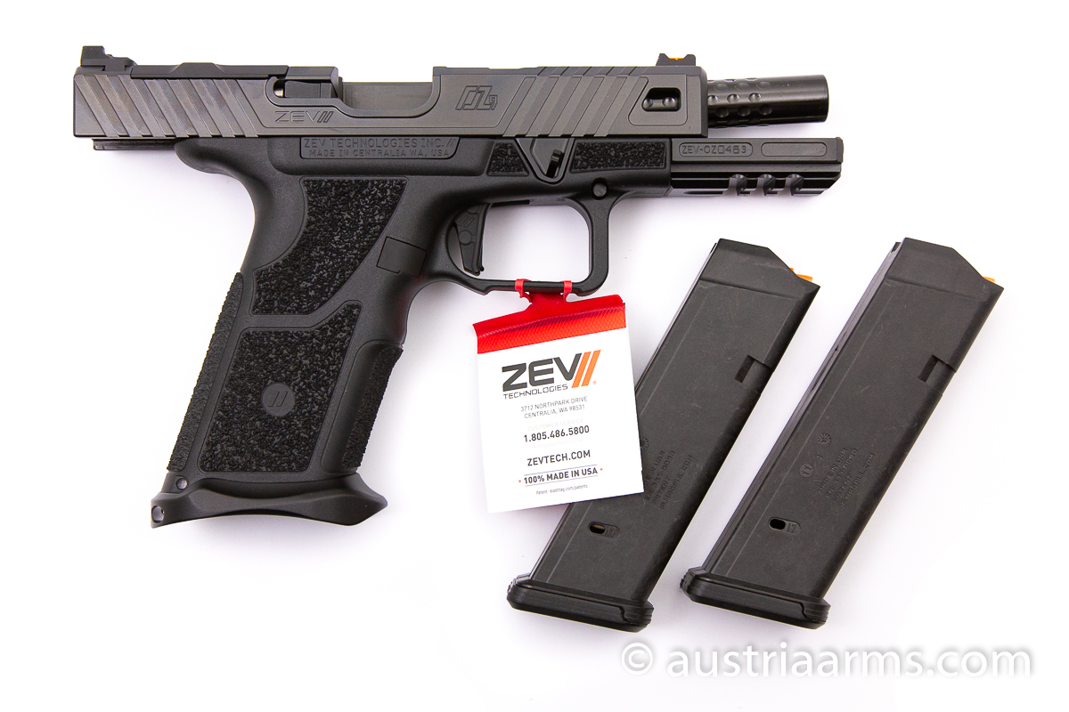 Zev Technologies OZ9, 9 x 19 mm - Image 3