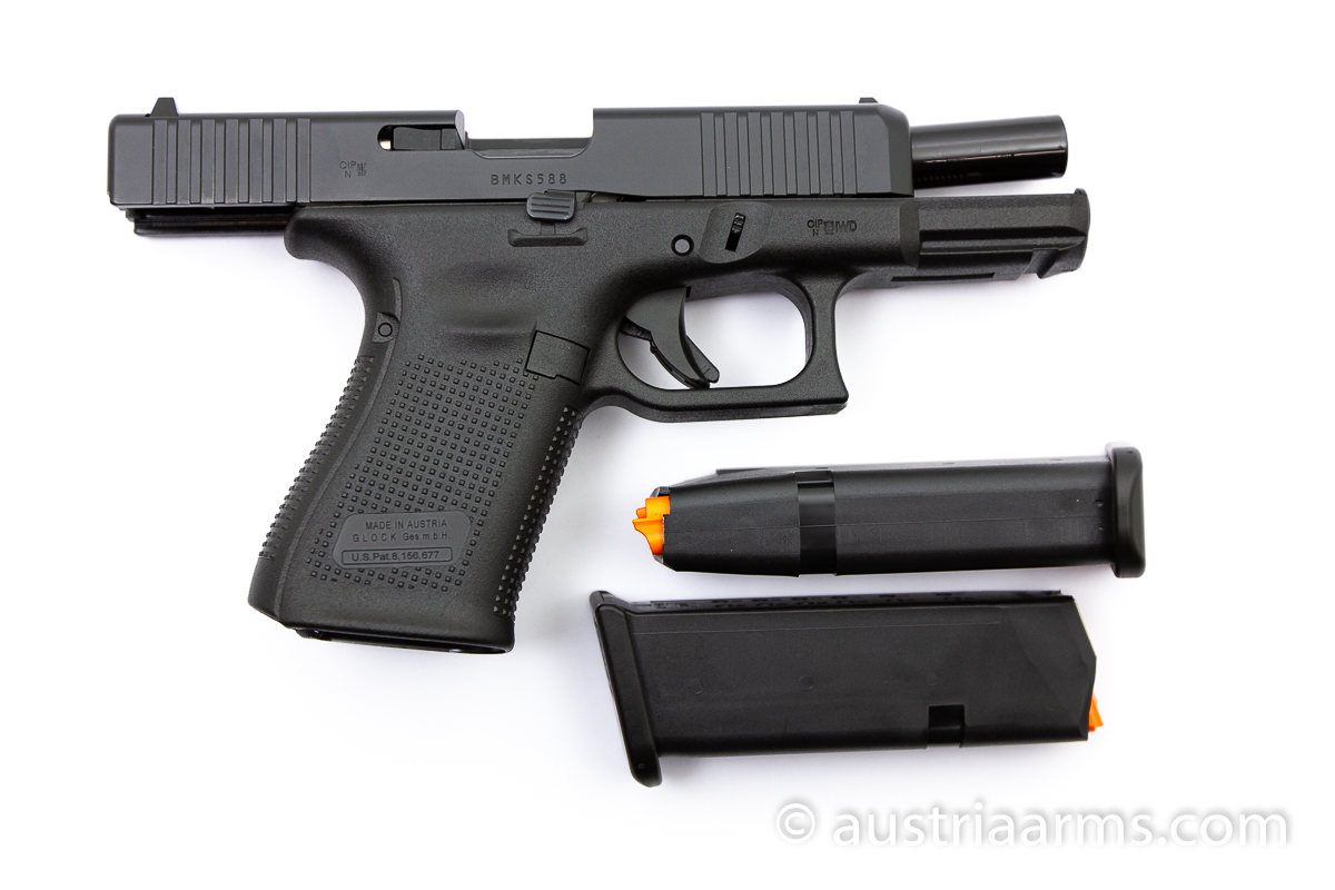 Glock 19 Gen 5 Front Serrations, 9 x 19 mm - Image 3