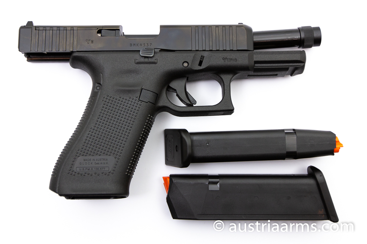 Glock 45 Gen 5 FS, OR/Optics Ready, Tactical Gewindelauf, 9 x 19 mm - Image 3