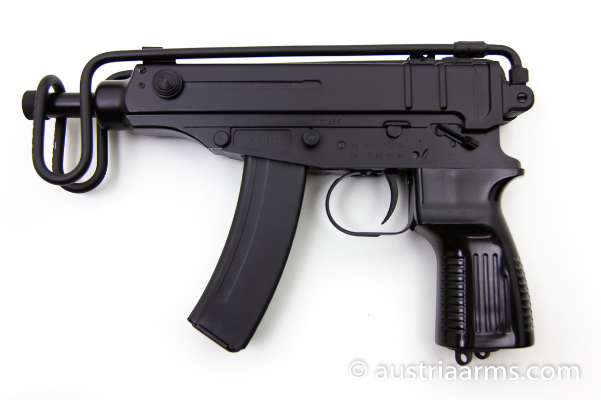 Czech Small Arms CSA vz 61, 7,65 mm Browning - Image 3