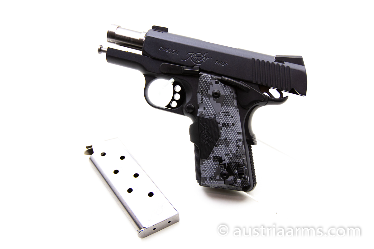 Kimber Ultra Covert mit Red-Dot Laser, .45 ACP - Image 3