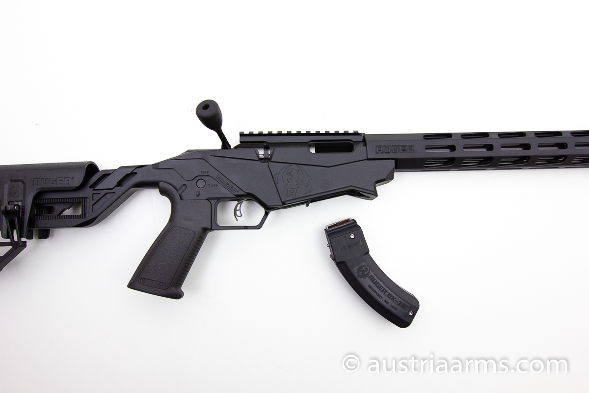 Ruger Precision Rifle, .22 LR - Image 3