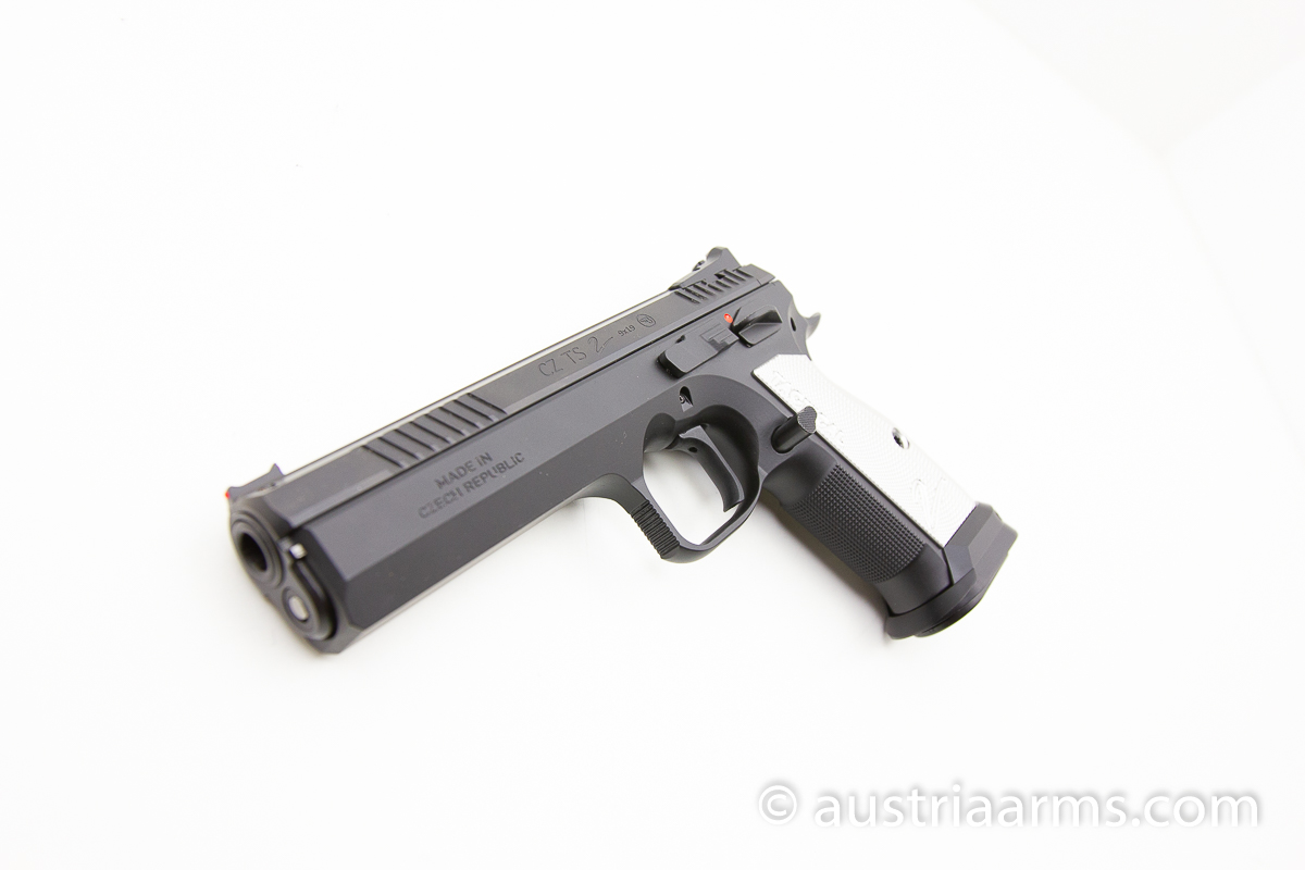 CZ Tactical Sports II Entry Silver - Image 3