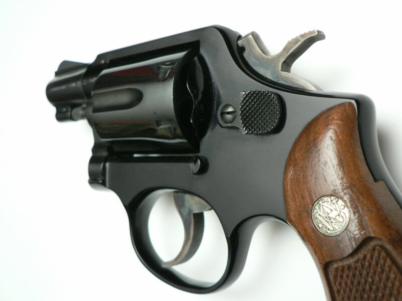 Smith & Wesson Mod. 10 und Mod. 12 Airweight,  .38 Special - Image 4