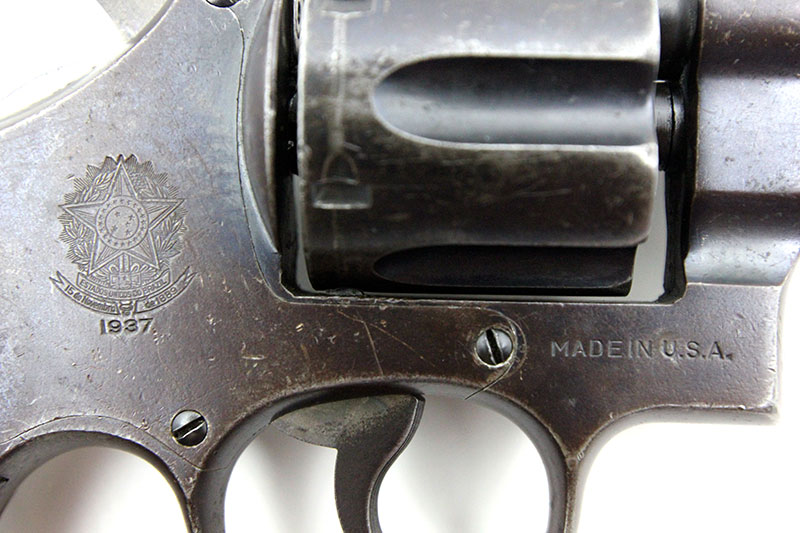 Smith & Wesson Mod. M1917 .45 ACP - Image 4