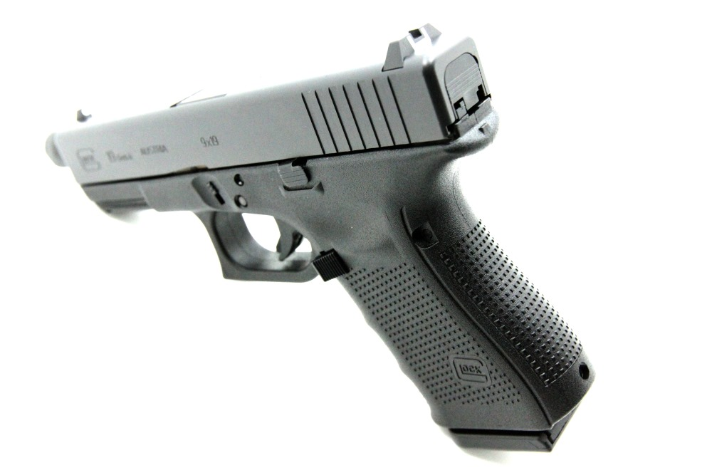 Glock 19 Gen4 Tactical, 9 x 19 mm - Image 4