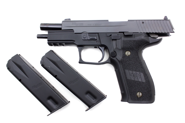 SIG Sauer P226 / Beavertail New Series, 9 x 19 mm - Image 4