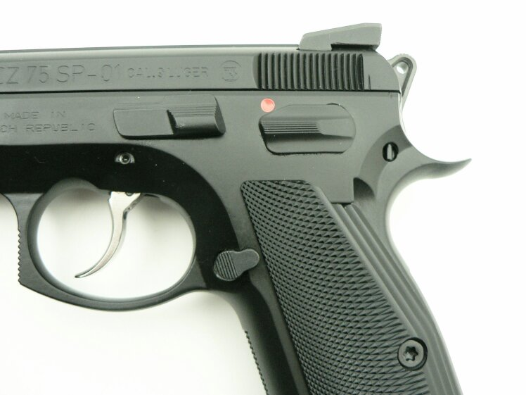 CZ SP01 Shadow Line Modell 2016, 9 x 19 mm - Image 4